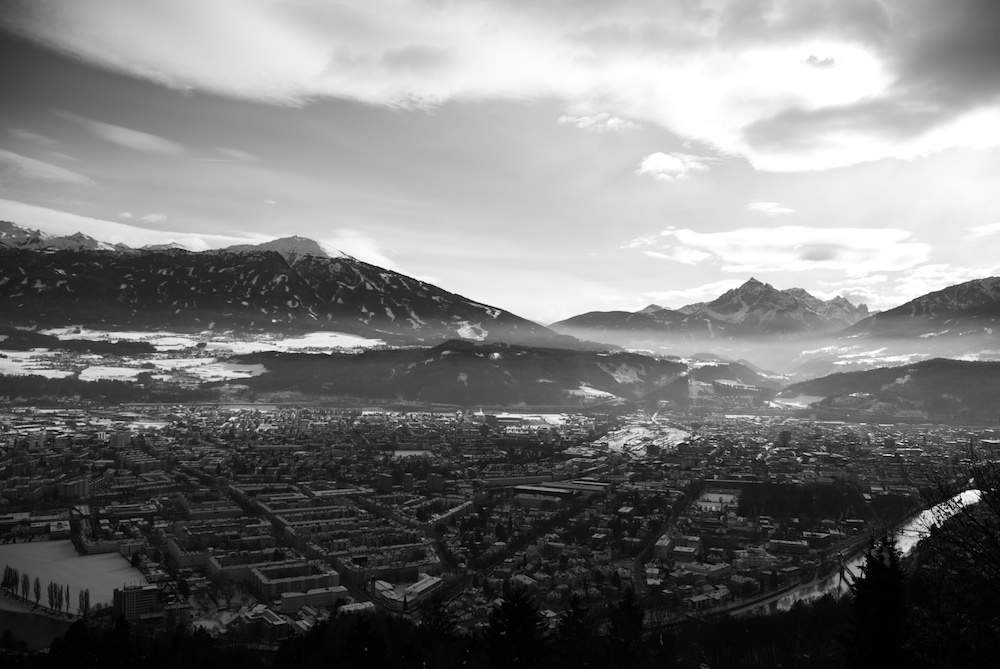Алпите...