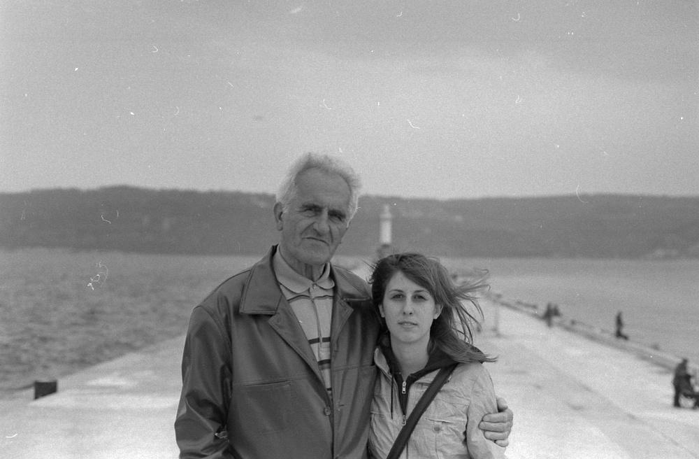 Дядо и Алекс