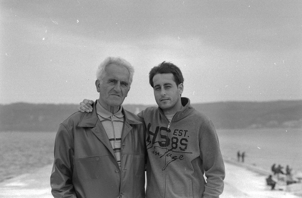 Дядо и аз