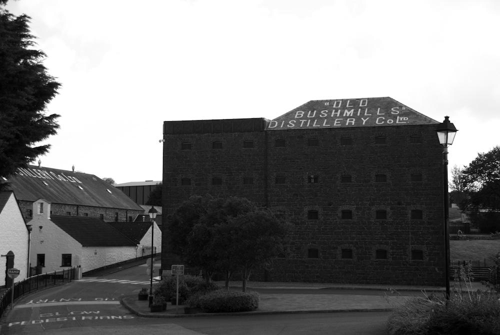 Бушмилс — Старата дестилационна фабрика