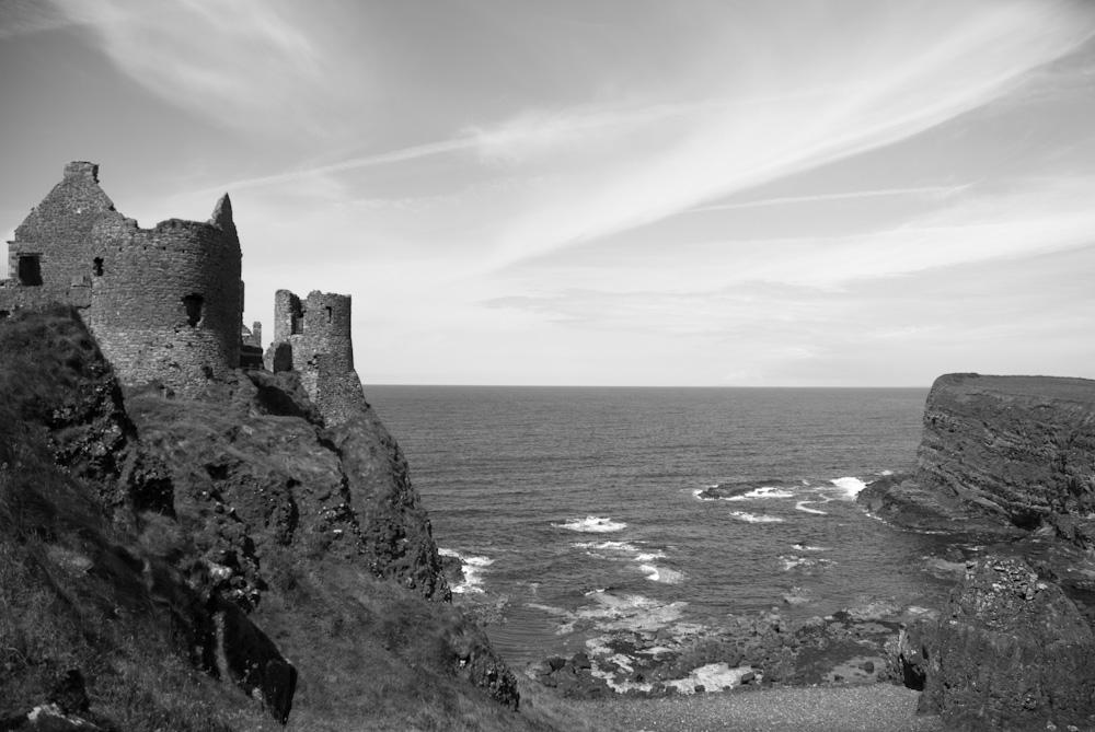 Една от крепостите по пътя