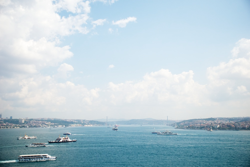 Няколко цветни дни в Истанбул