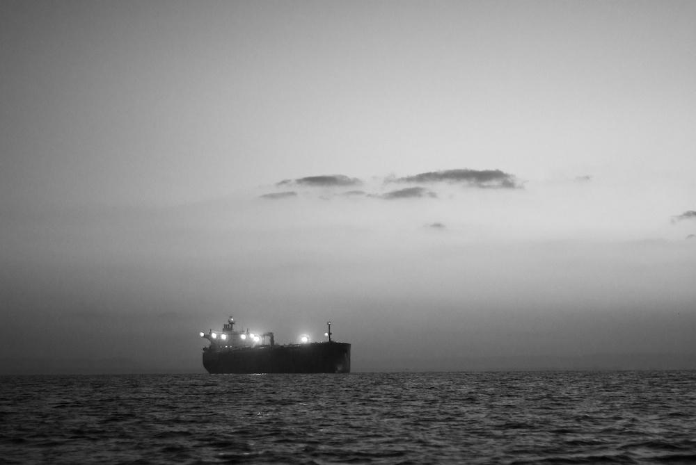Първата гледка в морето